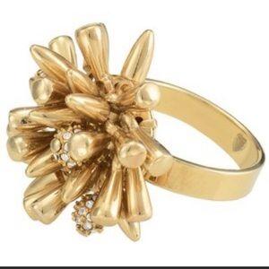 Stella & Dot Renegade adjustable ring